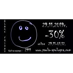 Черен петък 29.11.- 01.12.2019г.